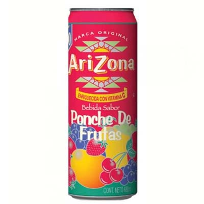 TE ARIZONA PONCHE DE FRUTAS 680ML