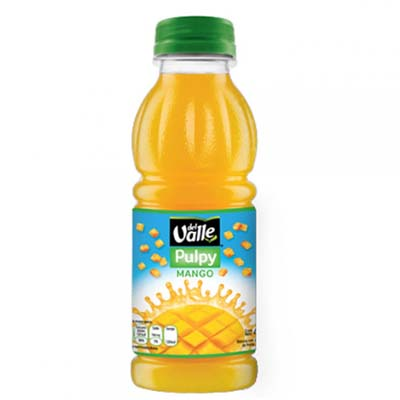 JUGO DEL VALLE PULPY MANGO 400ML