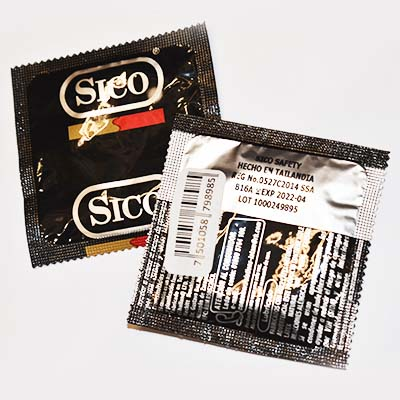 CONDONES SICO SAFETY FEEL 1PZ