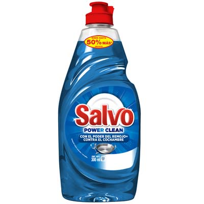 SALVO POWER CLEAN 300ML